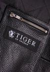 Tiger of Sweden - LASLAR - Leather jacket - black