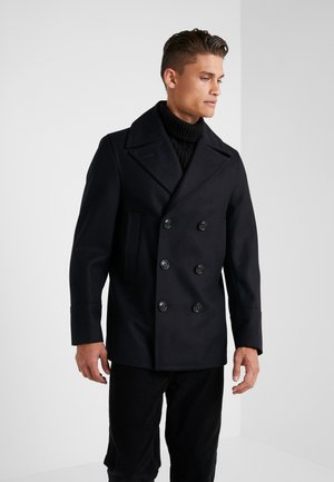 THIEL - Classic coat - light ink