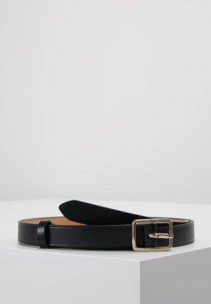 LOOE - Belt - black