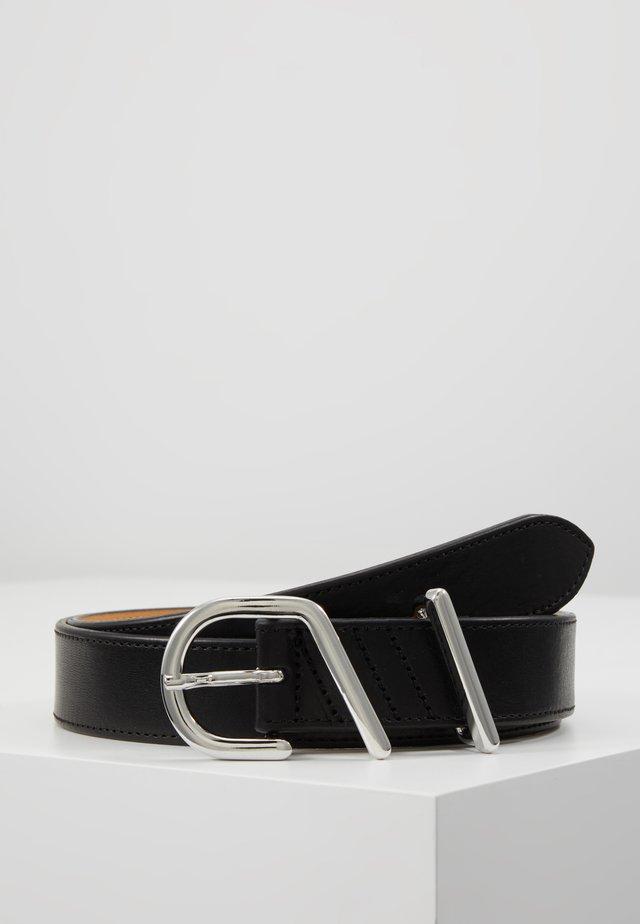 RIETA - Pásek - black