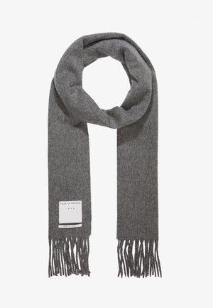 BERG - Sjal - grey melange