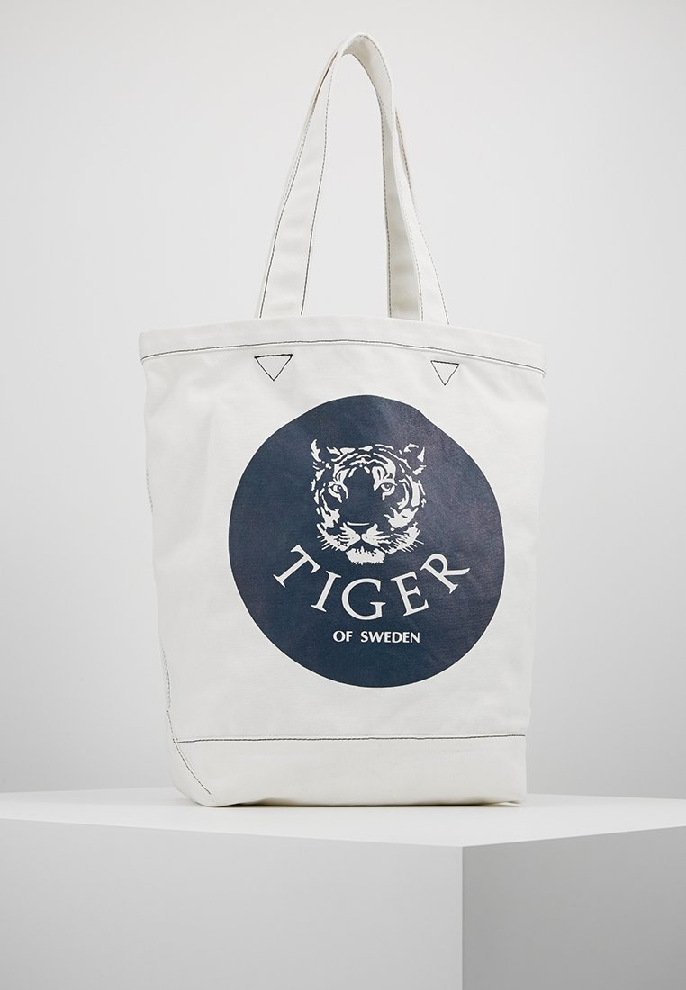 Tiger of Sweden - CIRC - Bolso shopping - beige