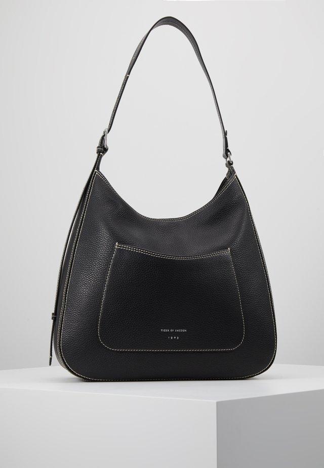 GIANA - Handtasche - black