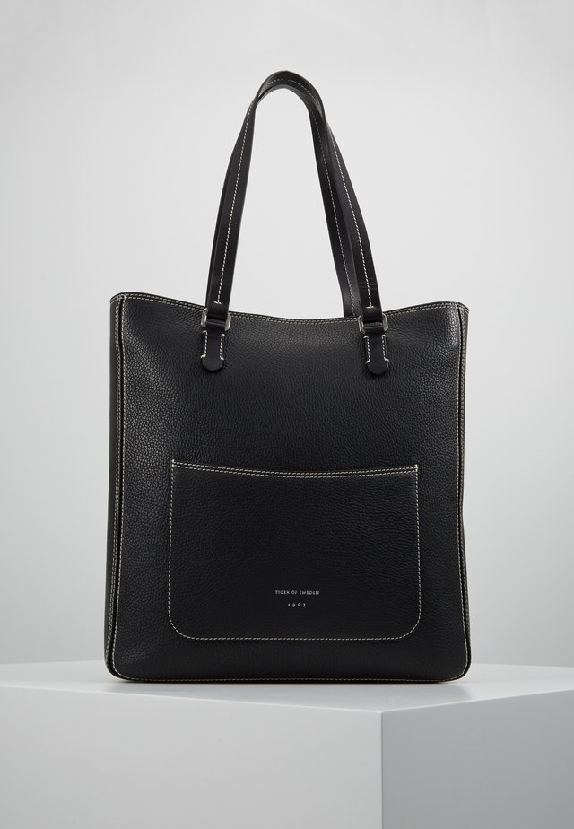 GRATIA - Shopping Bag - black