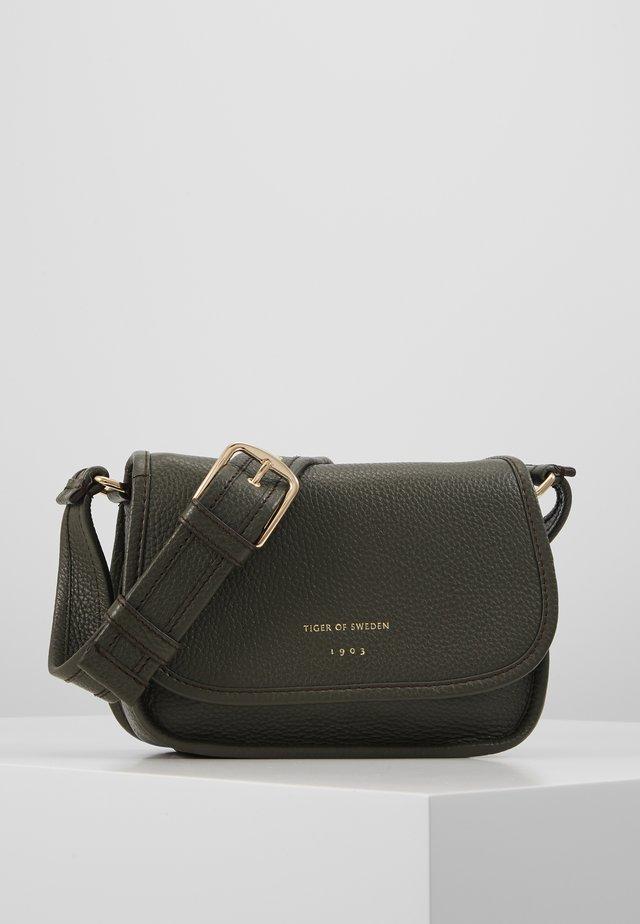CORINE - Across body bag - utility green