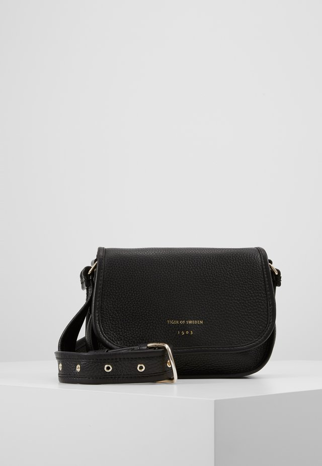 CORINE - Across body bag - black