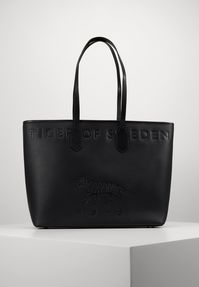 VENTIER - Shopping Bag - black