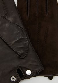 Tiger of Sweden - GUSTAVE - Fingerhandschuh - dark brown - 2