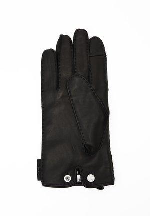 GUSTAVE - Fingerhandschuh - black