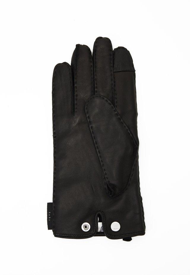 GUSTAVE - Gloves - black