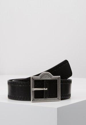 BERGH - Belt - black