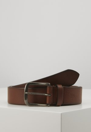 ANTONE - Belt - medium brown