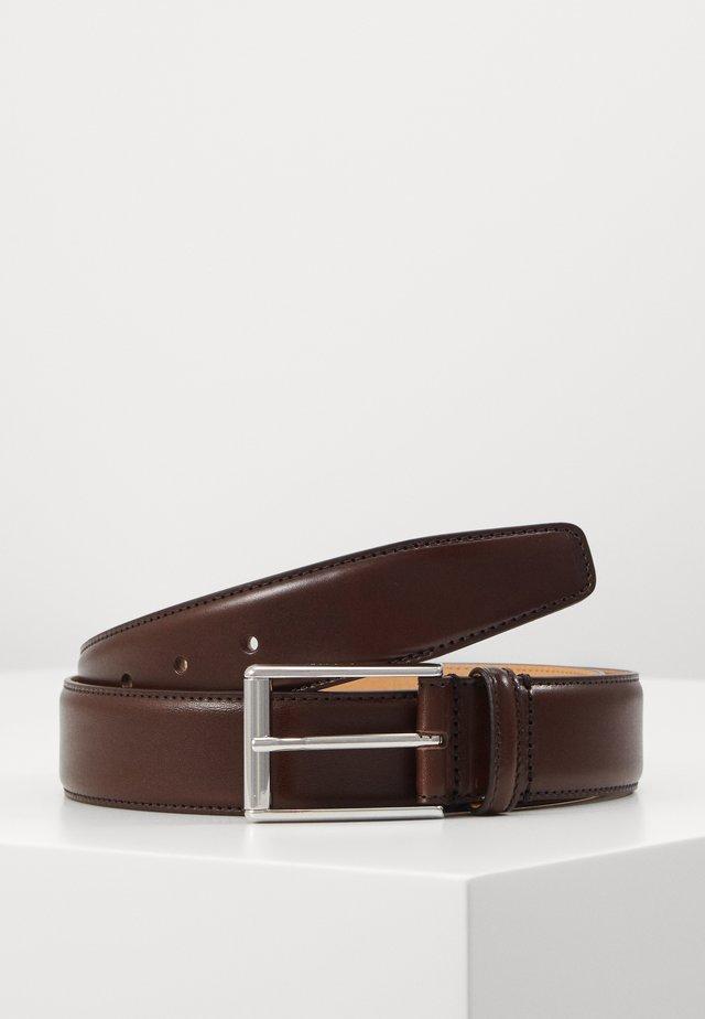 BIRGEN - Cintura - dark brown