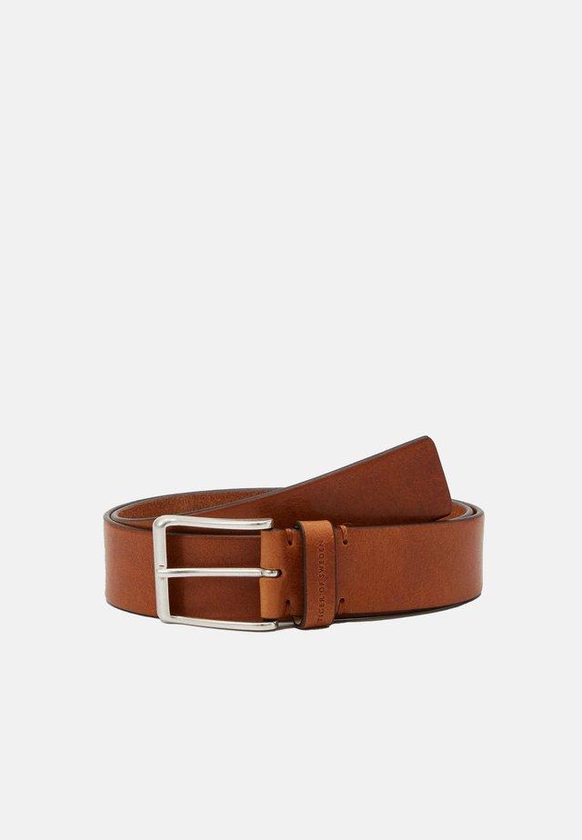 HEDMAN - Belt - brown