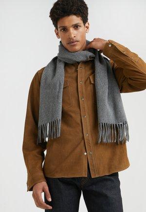 BERG - Sjal / Tørklæder - grey melange