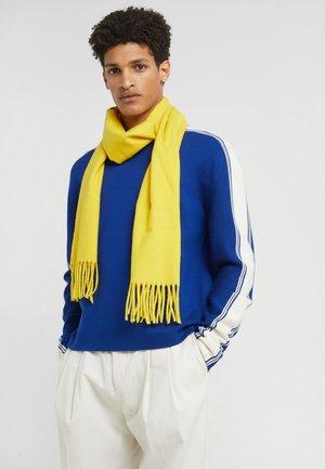 BERG - Sjal - yellow