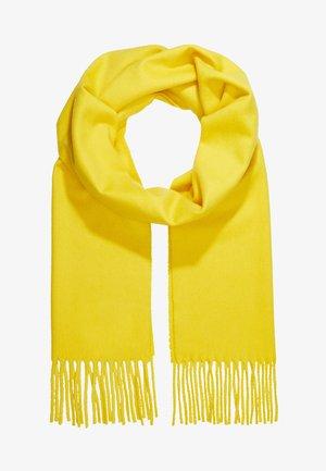 BERG - Schal - yellow