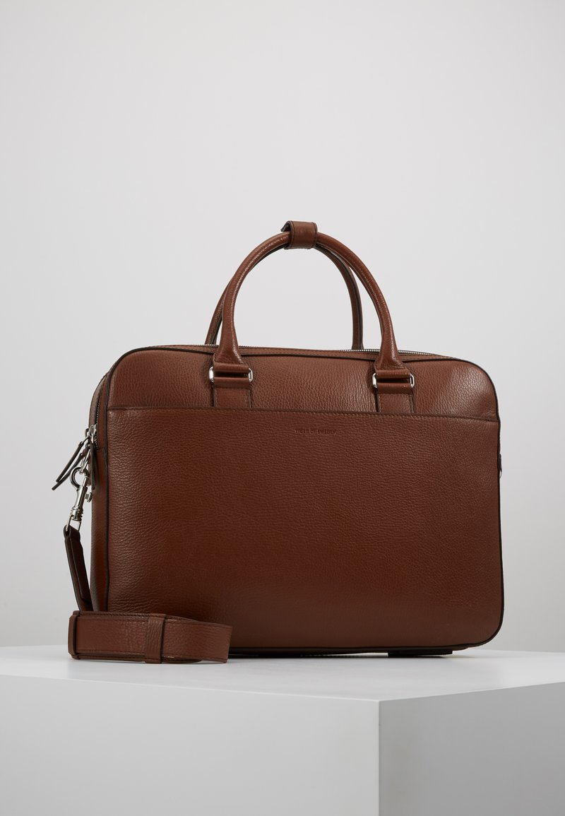 Tiger of Sweden - BURIN - Briefcase - cognac