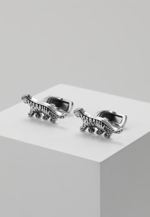 TIRAN - Boutons de manchette - silver-coloured