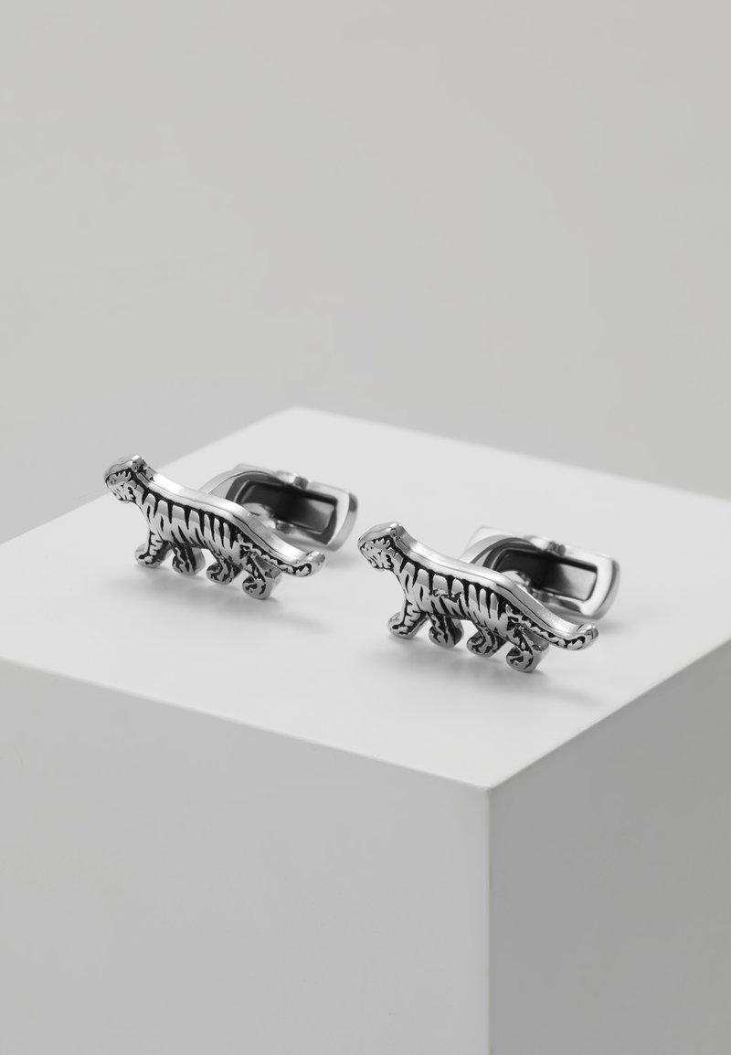 Tiger of Sweden - TIRAN - Cufflinks - silver-coloured