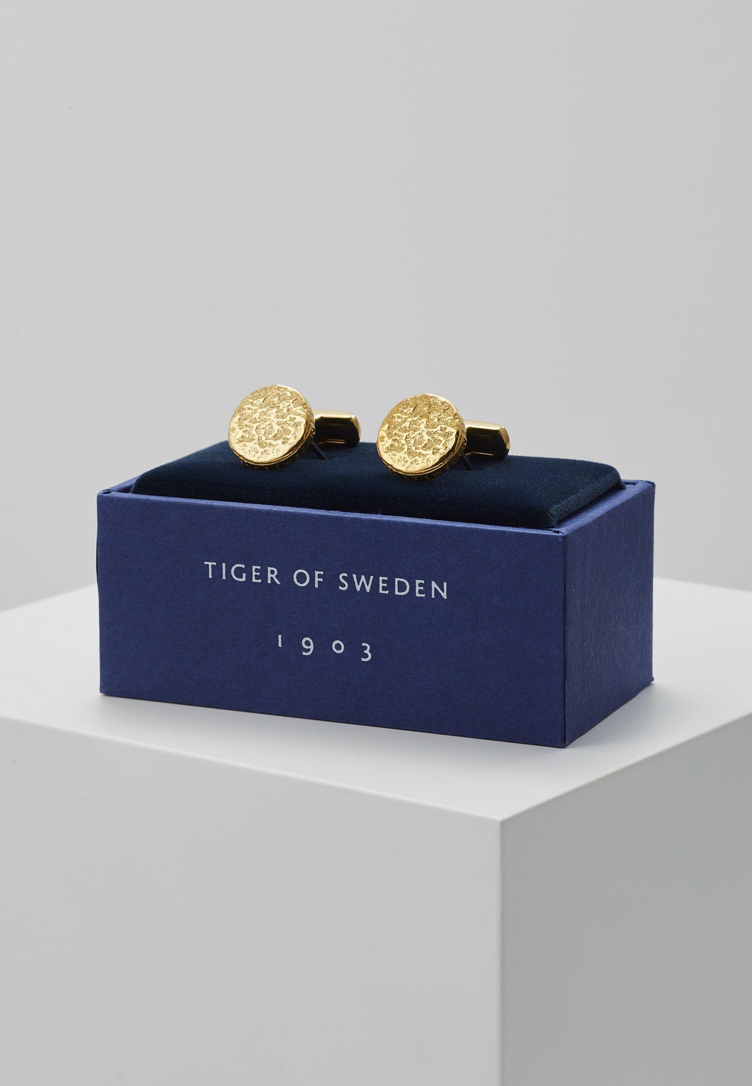Tiger Of Sweden Cronstedt - Manschettknapp Gold-coloured