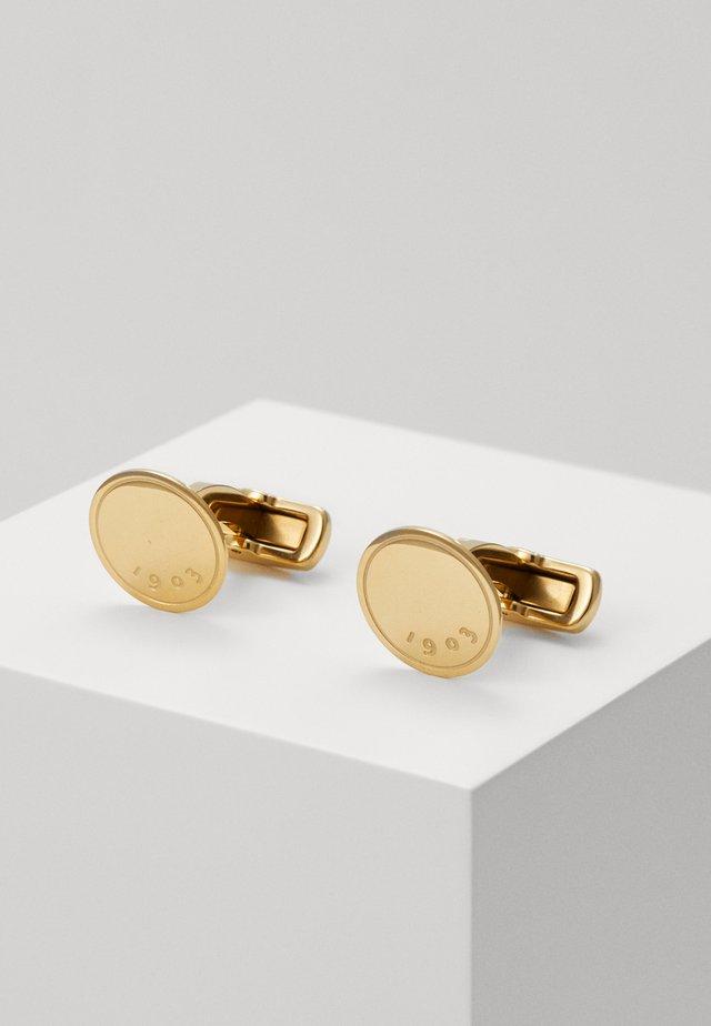 ALDON - Manchetknoop - gold-coloured