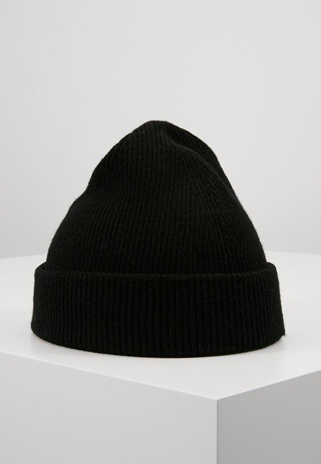 HEDQVIST - Mössa - black