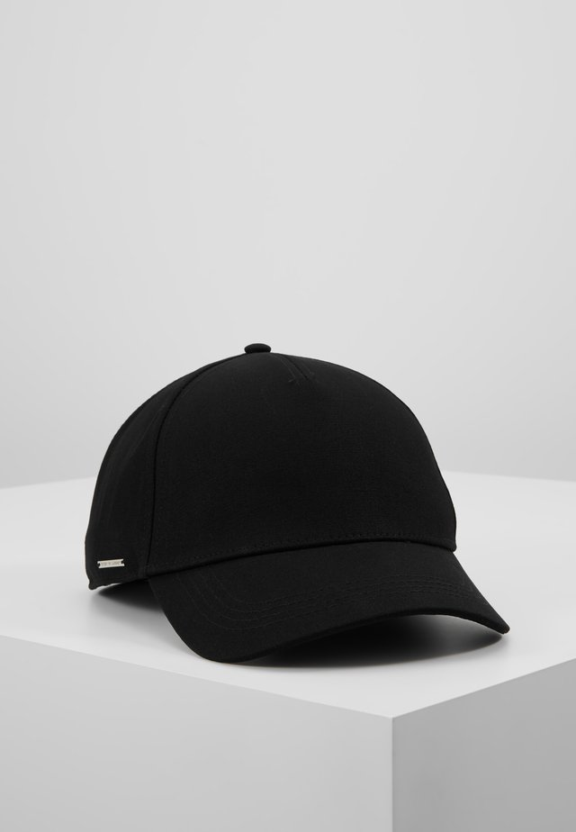 HINSDAL - Caps - black