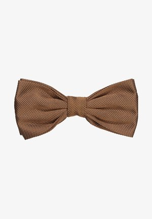 BOTTIS - Bow tie - dark honey