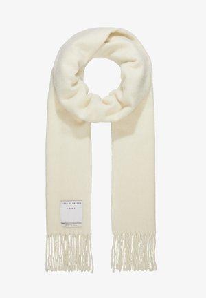 BERG - Sciarpa - soft white