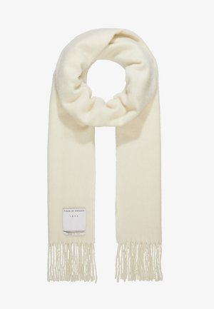 BERG - Schal - soft white