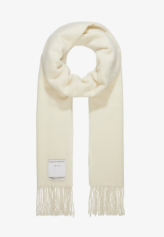 BERG - Sjal / Tørklæder - soft white