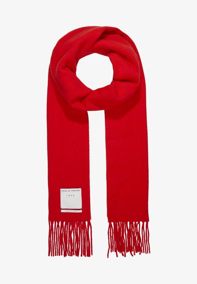 BERG - Sjal / Tørklæder - valiant poppy