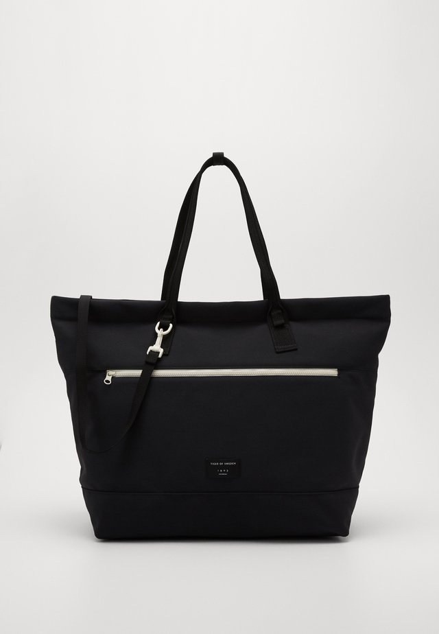 BUNDALL - Shopping Bag - black