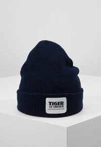 Tiger of Sweden - HENRYK - Beanie - light ink - 0