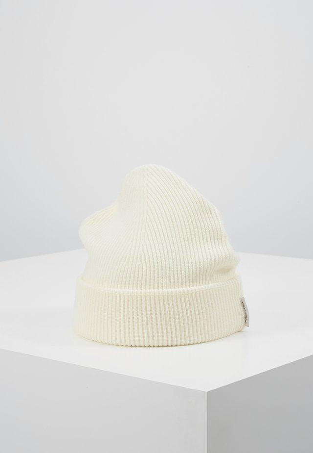 HEDQVIST - Beanie - soft white