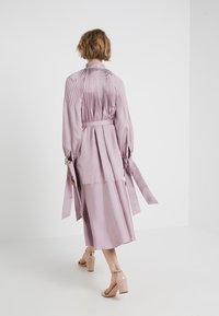 Tibi - MENDINI EDWARDIAN DRESS - Vestito estivo - lavender grey - 2