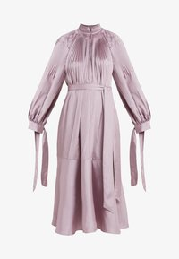 Tibi - MENDINI EDWARDIAN DRESS - Vestito estivo - lavender grey - 3