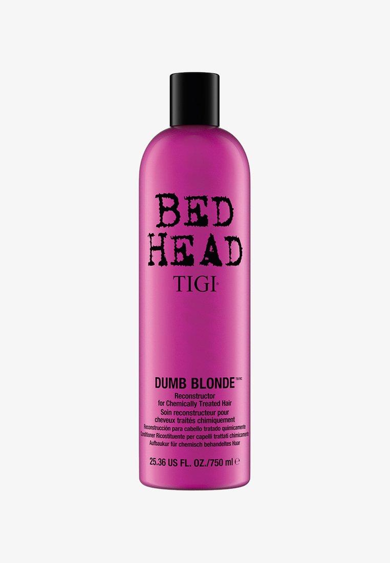Tigi - BED HEAD DUMB BLONDE RECONSTRUCTOR 750ML - Hair mask - neutral