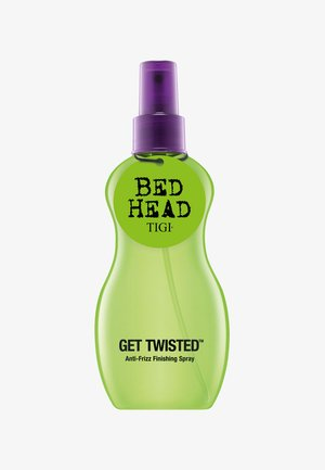 BED HEADGET TWISTED ANTI-FRIZZ FINISHING SPRAY 200ML - Hair styling - neutral