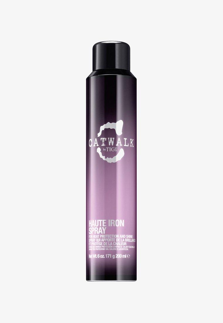 Tigi - CATWALK HAUTE IRON SPRAY 200ML - Hair styling - neutral
