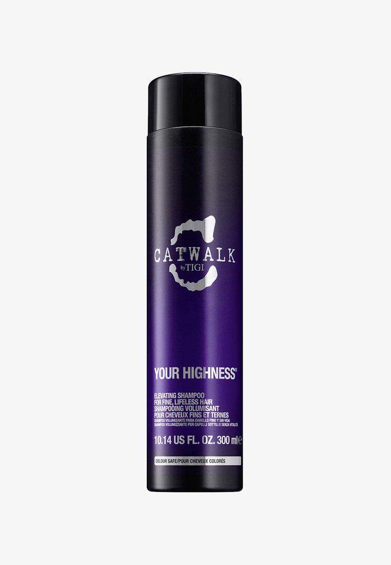 Tigi - CATWALK YOUR HIGHNESS SHAMPOO 300ML - Shampoo - neutral