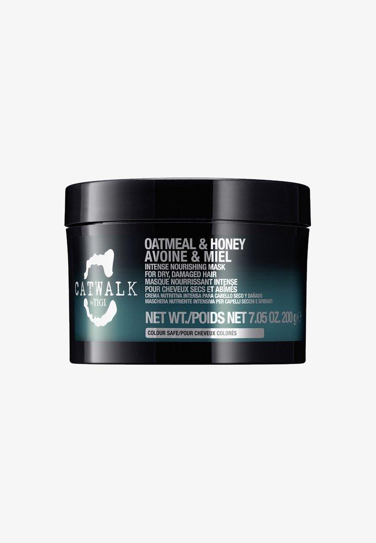 Tigi - CATWALK OATMEAL & HONEY MASK RETAIL 200G - Masque pour les cheveux - neutral