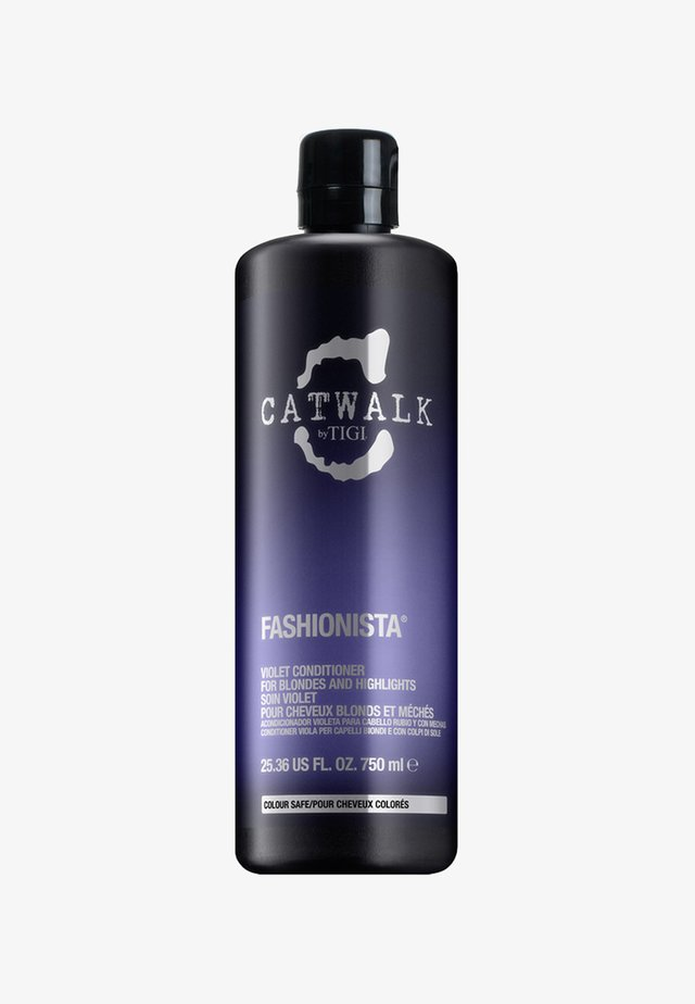 CATWALK FASHIONISTA VIOLET CONDITIONER - Conditioner - -