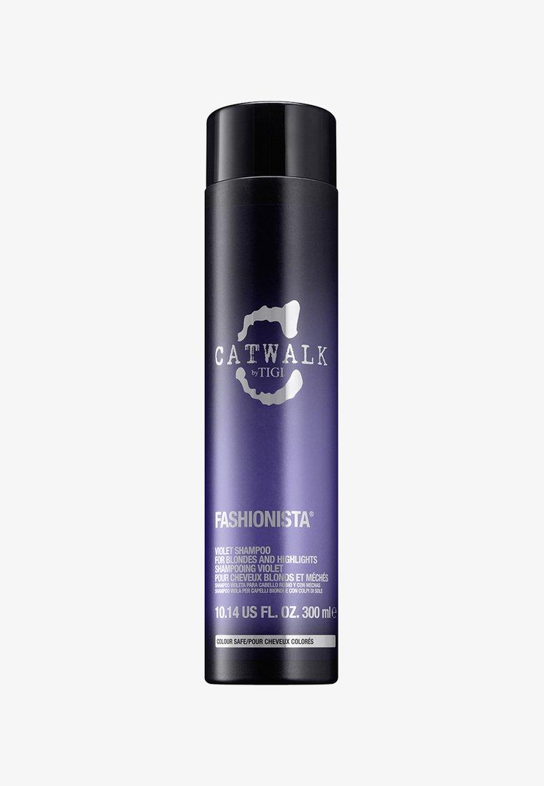 Tigi - CATWALK FASHIONISTA VIOLET SHAMPOO 300ML - Shampoo - neutral