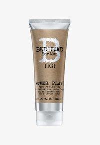Tigi - BED HEAD POWER PLAY FIRM FINISH GEL 200ML - Styling - neutral - 0