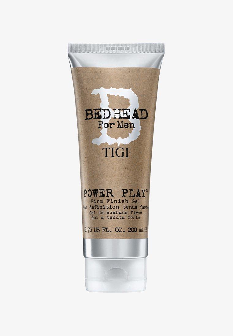 Tigi - BED HEAD POWER PLAY FIRM FINISH GEL 200ML - Styling - neutral