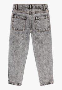 TINYCOTTONS - TINY BAGGY  - Straight leg jeans - snowy black - 1