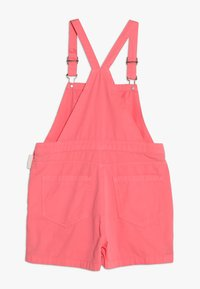 TINYCOTTONS - SWEET SHORT - Dungarees - rose/red - 1