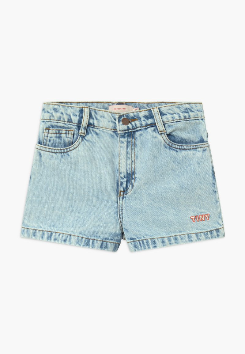 TINYCOTTONS - TINY - Denim shorts - snowy blue